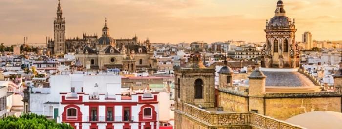 Uhrzeit Sevilla
